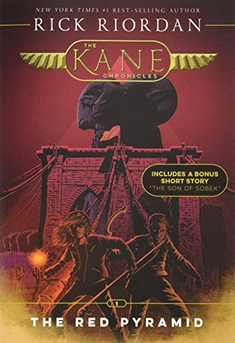 Kane Chronicles, Book One the Red Pyramid (new Cover), The