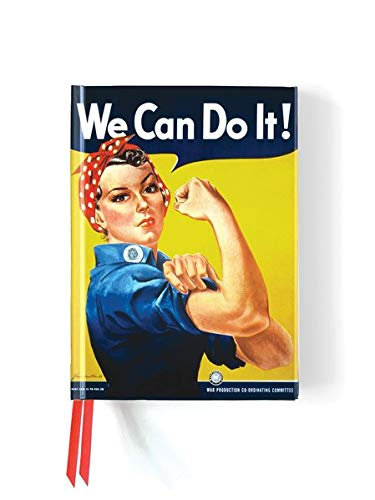We Can Do It! Poster (Foiled Journal) (Flame Tree Notebooks)