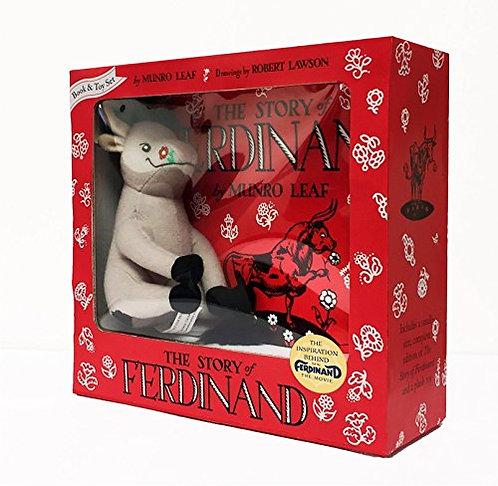 Ferdinand Book & Plush Toy Set (Bargain Book)