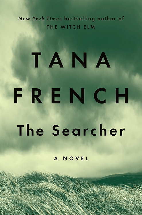 The Searcher (15% Off, Cover Damage)