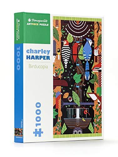 Charley Harper: Birducopia 1000 Piece Puzzle