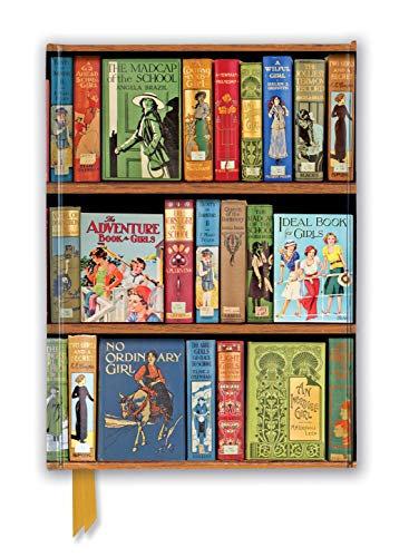 Bodleian Libraries: Girls Adventure Book (Foiled Journal)