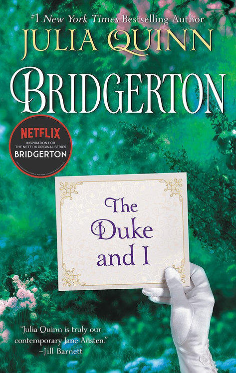 The Duke & I (Bridgerton, Mass Market)