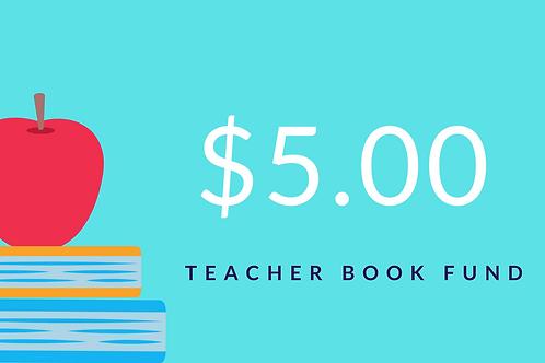 Gift to Teacher Book Fund