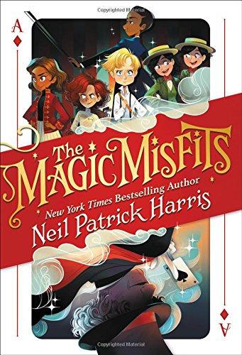 The Magic Misfits (Hardcover, Bargain Book)