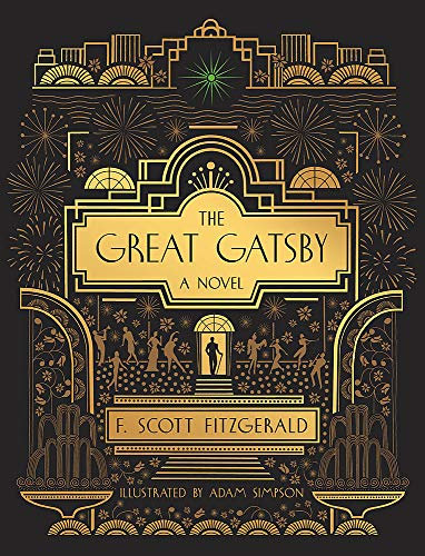 Great Gatsby: A Novel: Illustrated Edition