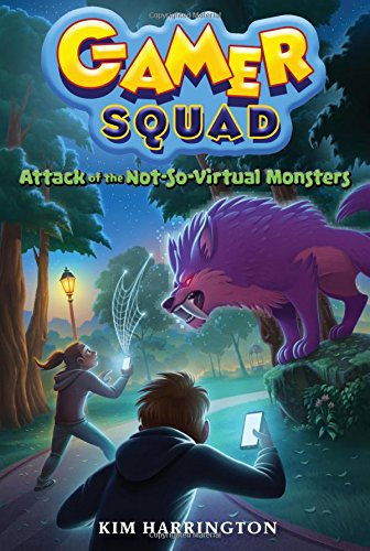 Gamer Squad, Attack of the Not-So-Virtual Monsters