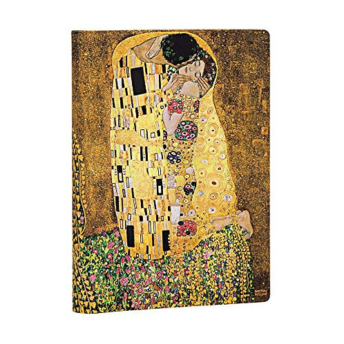 Klimts 100th Anniversary - The kiss Journal: Lined Midi (Special Edition)