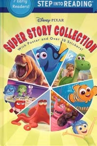 Step Into Reading: Super Story Collection