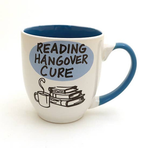 Reading Hangover Cure Mug