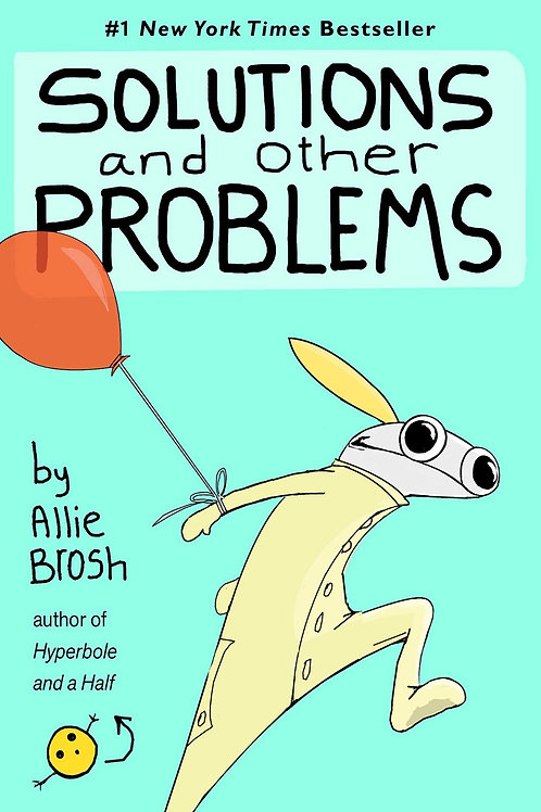 Solutions and Other Problems (15% Off, slight cover damage)