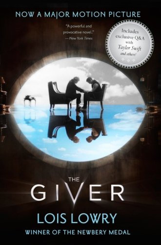 Giver Movie Tie-In Edition (Giver Quartet), The