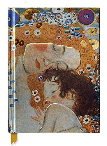 Gustav Klimt: Three Ages of Women (Blank Sketch Book, Large)