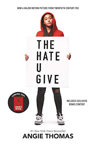 Hate U Give Movie Tie-in Edition, The