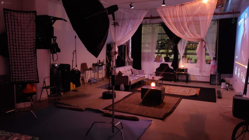 Photo/Podcast Space Rental