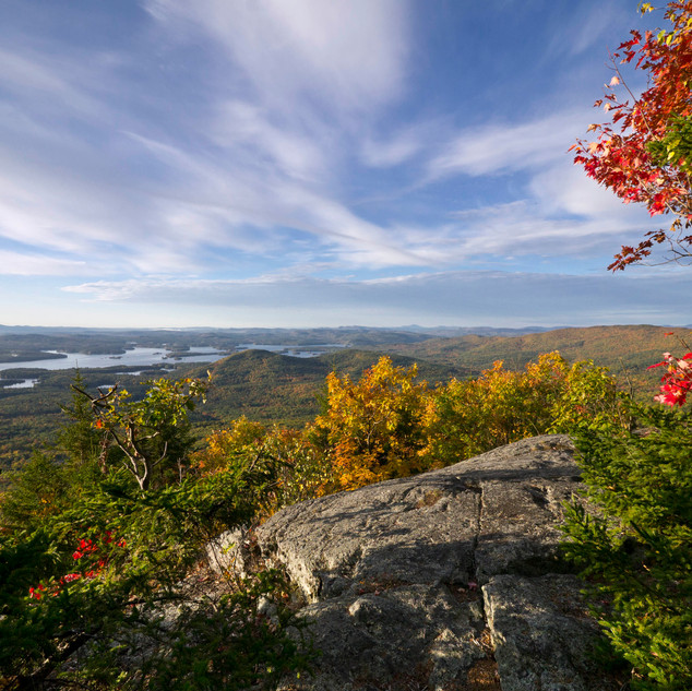 Squam from Doublehead, fall 2106-1060560