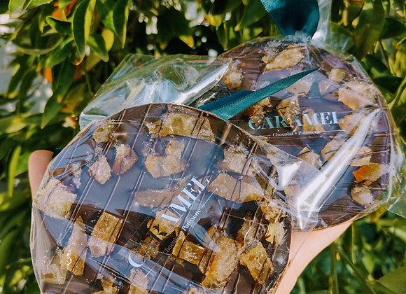Mendigo de naranja confitada y chocolate 70%