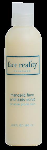 Mandellic Face and Body Scrub