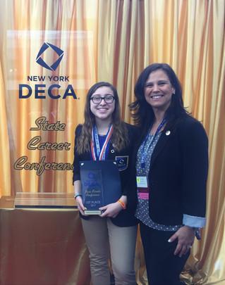 E.P.I. Wins 1st at DECA