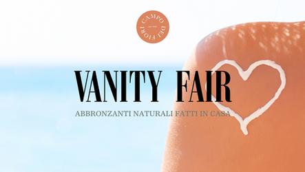 ABBRONZANTI NATURALI: Quattro ricette per realizzarli a casa! - Articolo per Vanity Fair Italia