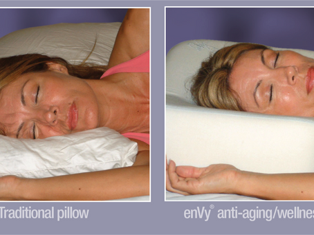 The enVy Pillow 90 Night Promise