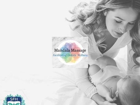 Pre & Postnatal Massage Therapy