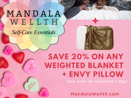 Snuggle up to Savings for Valentine's Day!