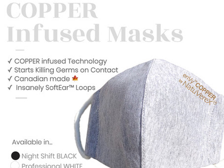 Keep Calm & Mask On: Masks now Available