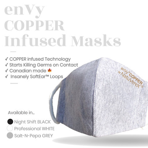 mask, reusable mask, antimicrobial mask
