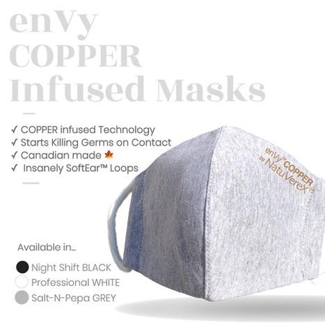 enVy Reusable Cloth Face Masks