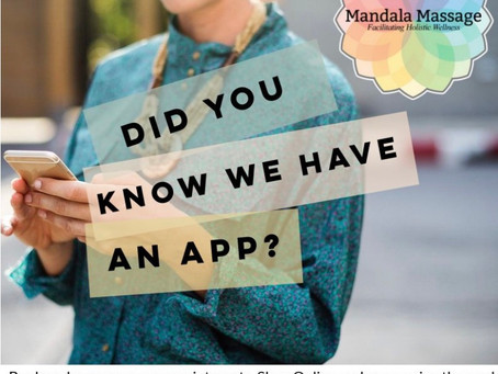 Did you know we have an app?