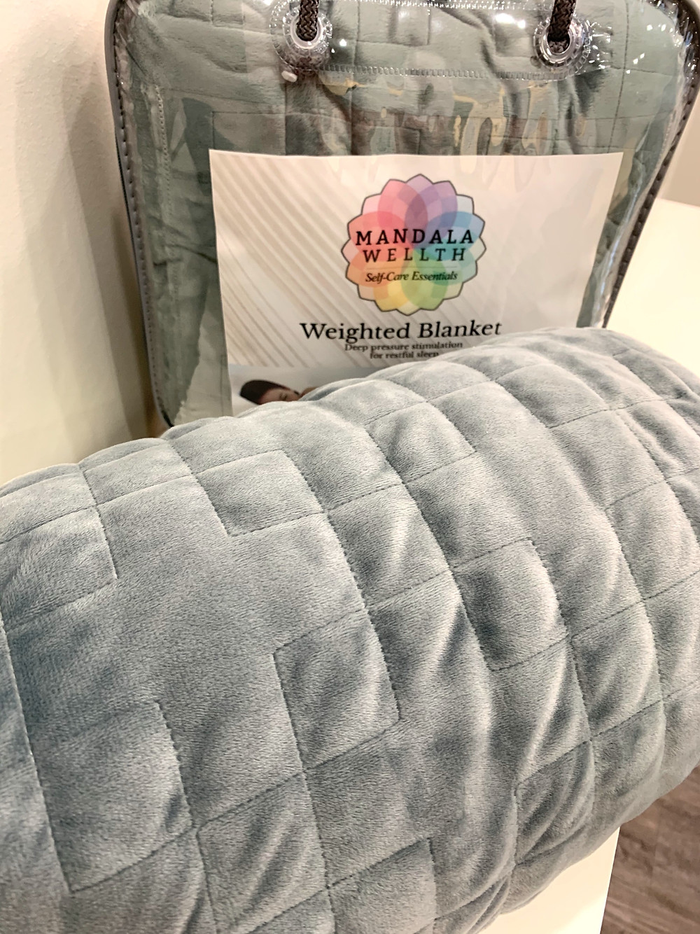 weighted blanket, weighted blankets