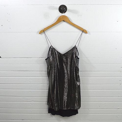 April77 'Seven' Metallic Slip Dress #147-39