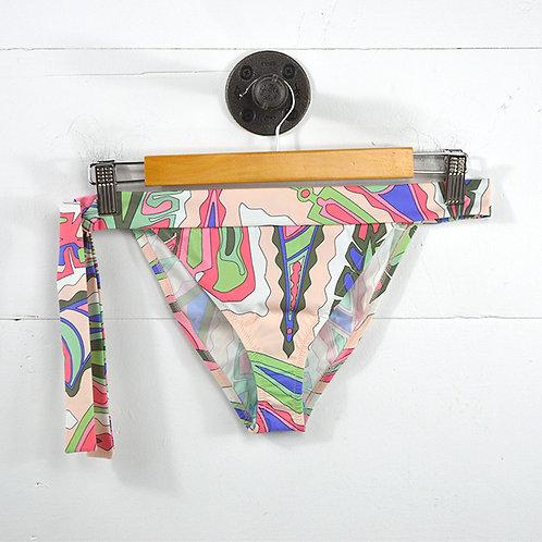 Emilio Pucci Print Bikini Bottom #131-171