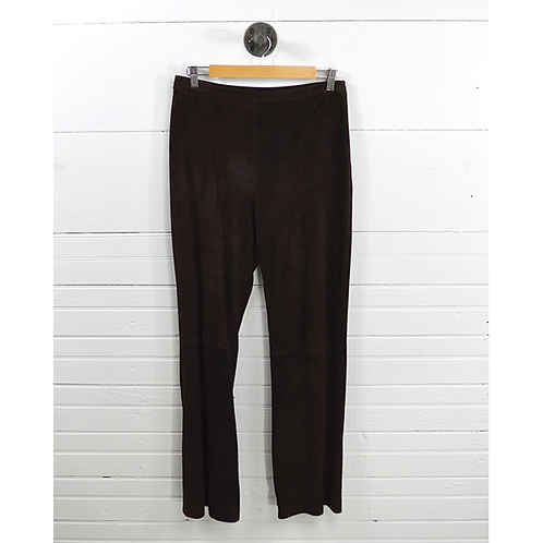 Saks Fifth Avenue Suede Pants #170-156