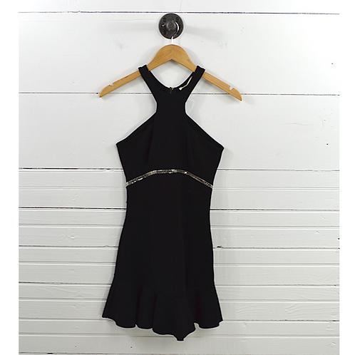 Maje Y- Neck Lbd Dress #147-28
