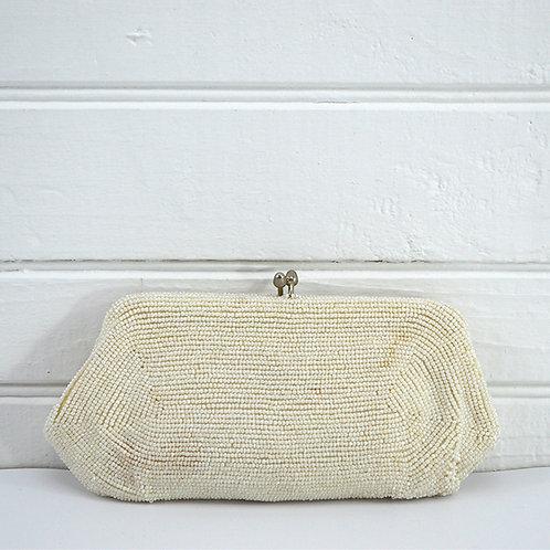 Beaded Clutch Bag #176-8