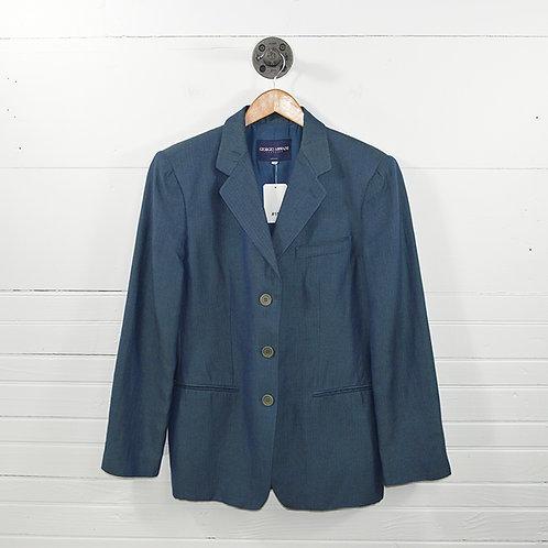 Giorgio Armani Linen Blazer #154-40