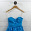 Thumbnail: Betsey Johnson Strapless Ribbon Dress #150-23