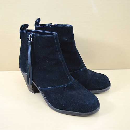 Dolce Vita Suede Booties #165-8