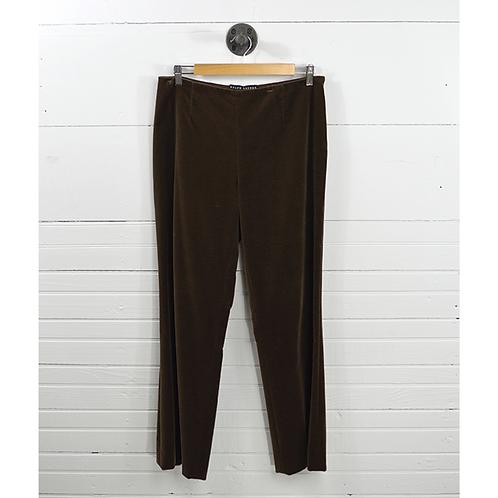 Ralph Lauren Velvet Trouser #170-141