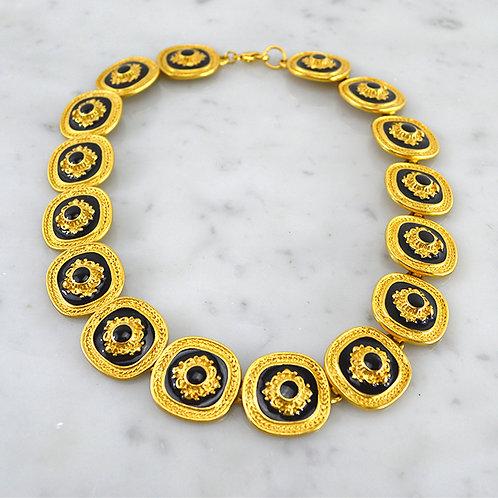 Gold Choker #150-3110