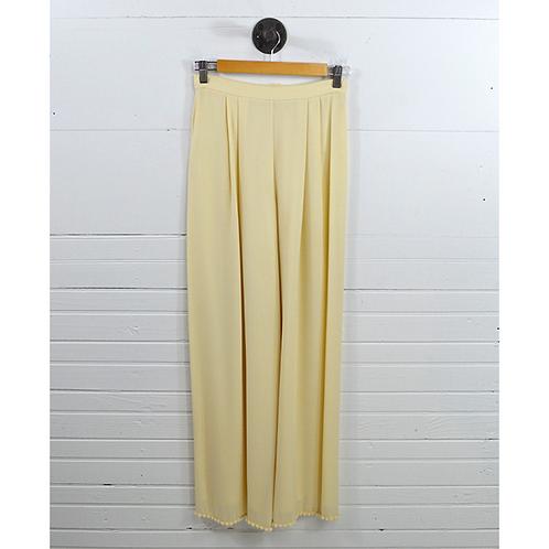 Pamela Dennis Pearl Hem Trouser #170-427