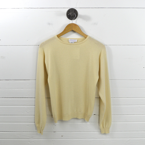 Bergdorf Goodman Cashmere Sweater #170-34