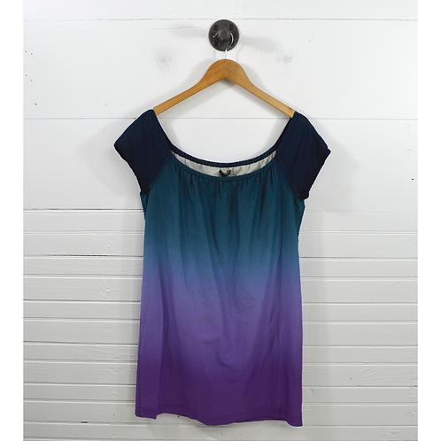 Theory 'Lilian' Dip Dyed Volta Dress #154-59