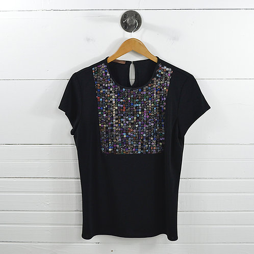 Kevin Hall Beaded Top #170-308