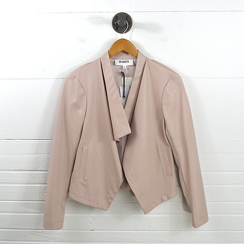 BB Dakota Faux Leather Jacket #123-193