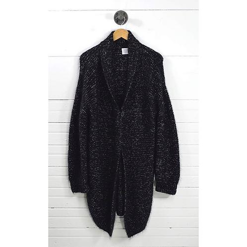 Frank Wool Long Line Sweater Cardigan #170-70