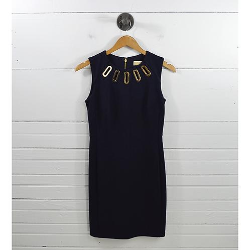 Michael Kors Gold Hardware Shift Dress #150-3098