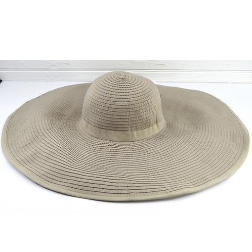 Ophelie Oversized Brim Floppy Hat #170-405